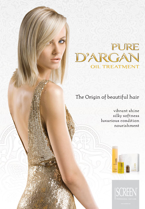 PURE D'ARGAN OIL TRATMENT